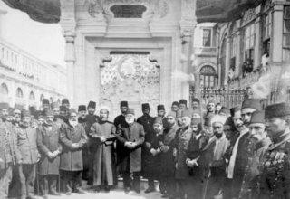 II. Abdülhamit Han'ın Arşivinden Fotoğraflar