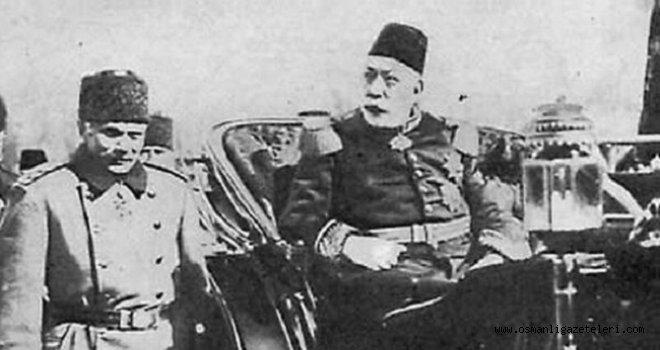 Bayram Alayı Yıldız Camii'nde icra edildi.