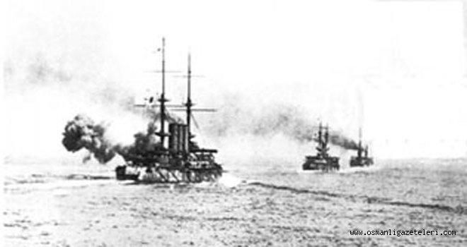 Dün Bouvet'ten sonra iki düşman gemisi daha batırıldı.