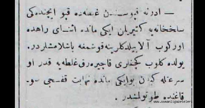 Fatih'ten Galata'ya manda kovalamacası