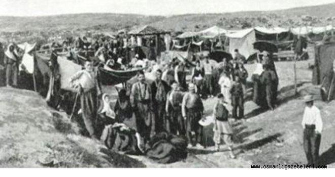 Girit muhacirleri Antalya'ya yerleştiriliyor