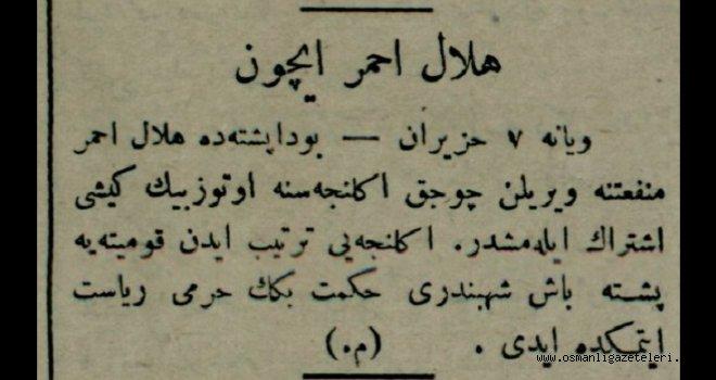 Hilal-i Ahmer içün