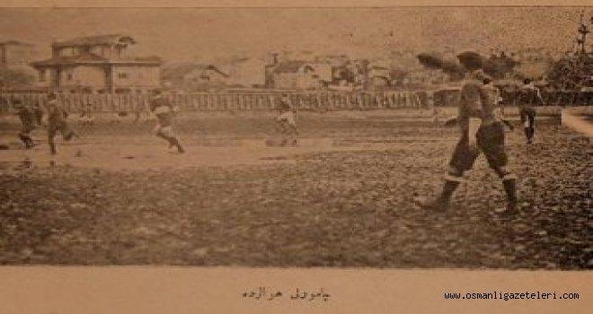 Hilal-i Ahmer Yararına Futbol Maçı