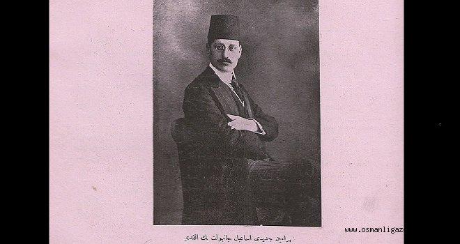 İstanbul'un yeni belediye başkanı : İsmail Canbolat