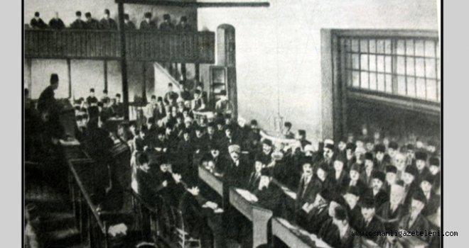 Meclis-i Mebusanda bütçe müzakereleri (1915)
