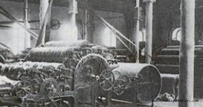 Osmanlı Sanayisinde Milli Motor (9 Mayıs 1900)