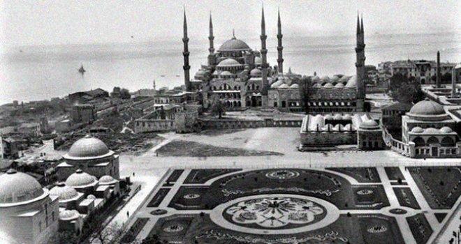 Sultanahmet Meydanı düzenleme çalışmaları başladı